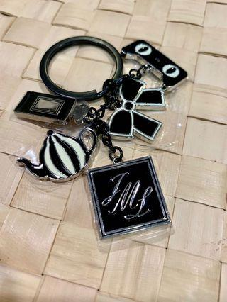 💯Original New Jo Malone Limited Edition Keychain with Pouch #OYOHOTEL