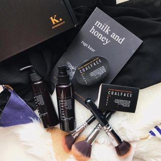 Kayman beauty coal soap