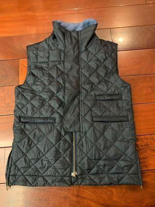 Boy's vest with great details - very classy