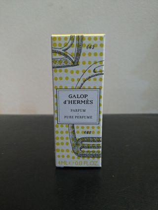 Perfume Sample: 4ml Hermes Galop