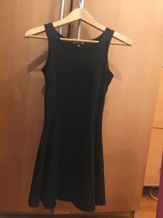 Cotton On Black Skater Dress
