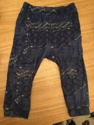 🚚 二手 內搭褲 old navy 褲子 18-24m 1歲 2歲 嬰兒
