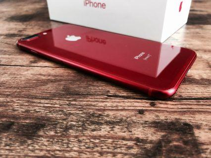 IPHONE 8 PLUS 64GB LIMITED RED OFFICIAL