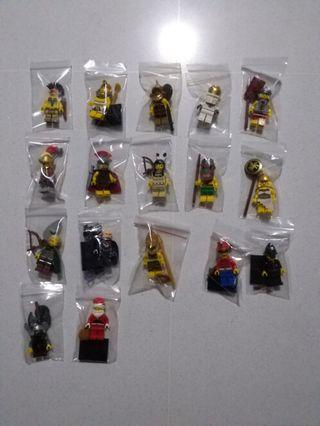 🚚 100% Original Lego Minifigs (Specials Bundle)