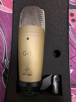 Microphone BEHRINGER C-1 Condenser (ORIGINAL)