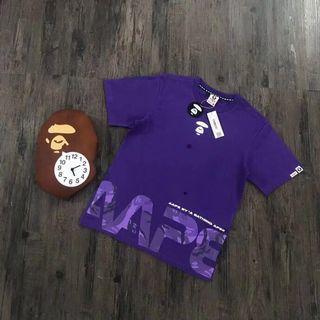 AAPE 100%real 正貨