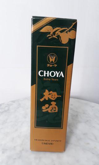 Choya - extra years umeshu