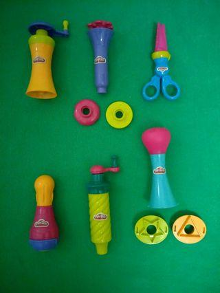 Playdoh Super Tools