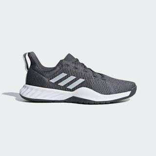 half off 4d5f8 e41e7 (us 5.5  eur 36) Adidas Solar LT Trainers Women Sports Shoe in Grey