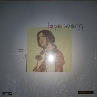 Faye Wong 王菲 黑膠 LP 45RPM