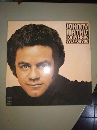Vinyl Johnny Mathis - I Only Have Eyes For You (1976)