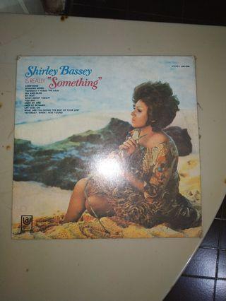 Vinyl Sherley Bassey - It Really Something (1970)