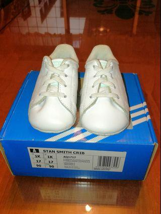 Adidas Stan Smith Crib - Baby/Infant shoe for 3 to 6 months
