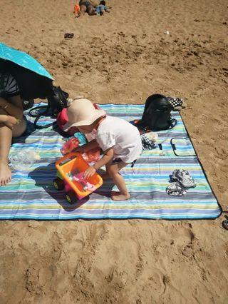 Large Picnic Mat Beach High Quality Waterproof (150x200cm)