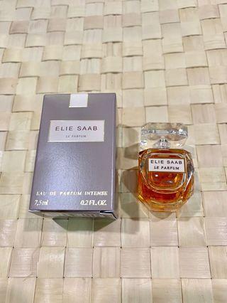 💯Guaranteed Original Elie Saab Le Parfum Limited Edition Miniature Perfume 7.5ml Eau De Parfum (EDP) #OYOHOTEL