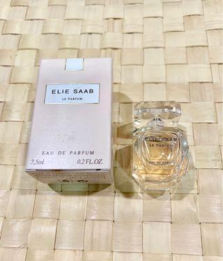 💯Guaranteed Original Elie Saab Le Parfum 7.5ml Limited Edition Miniature Eau De Parfum (EDP) #OYOHOTEL