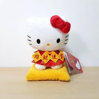 Hello Kitty Fortune Cat Cosplay
