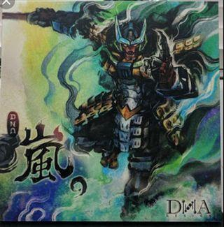 Transformers DNA Arashi