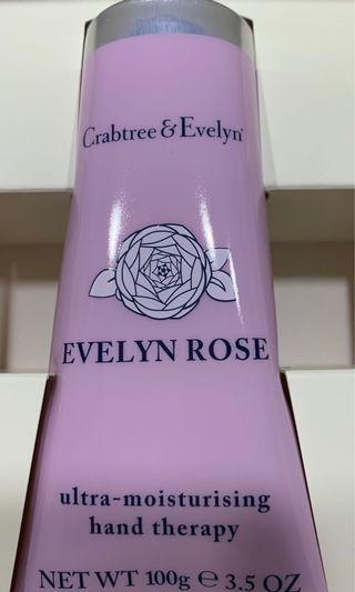 Crabtree & Evelyn Rose Hand Cream 100g