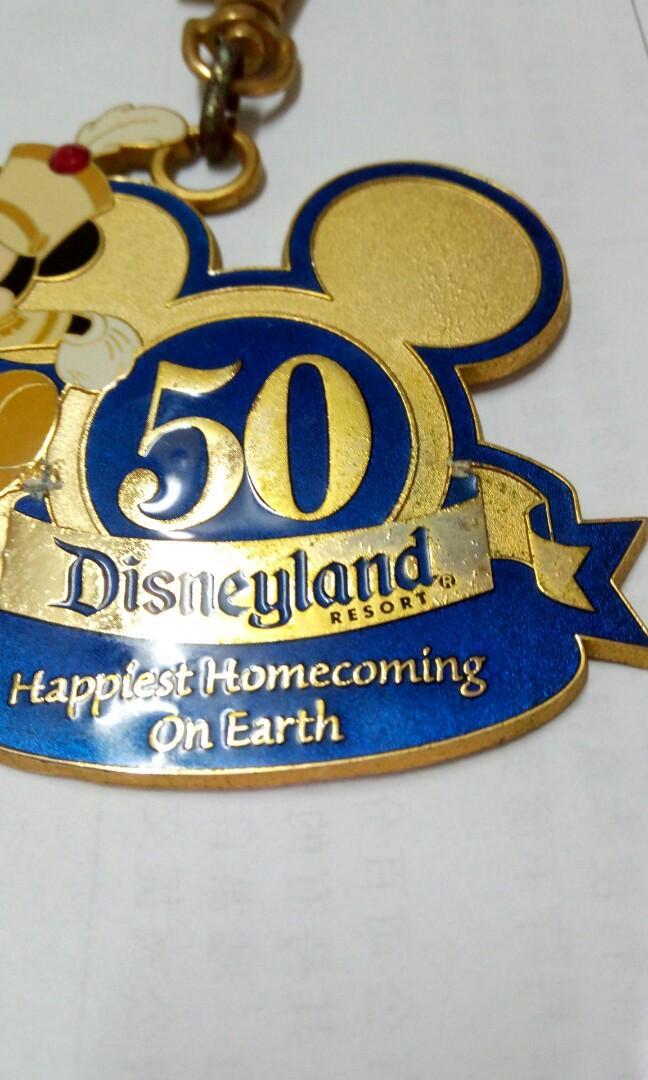 香港迪士尼乐园50週年