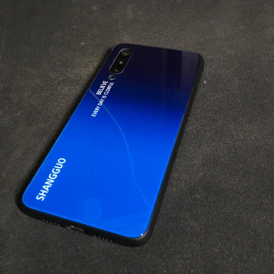 小米9 漸變藍手機殼