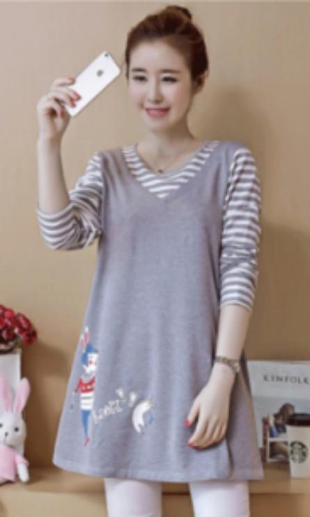 【全新】 孕婦衫 大肚衫