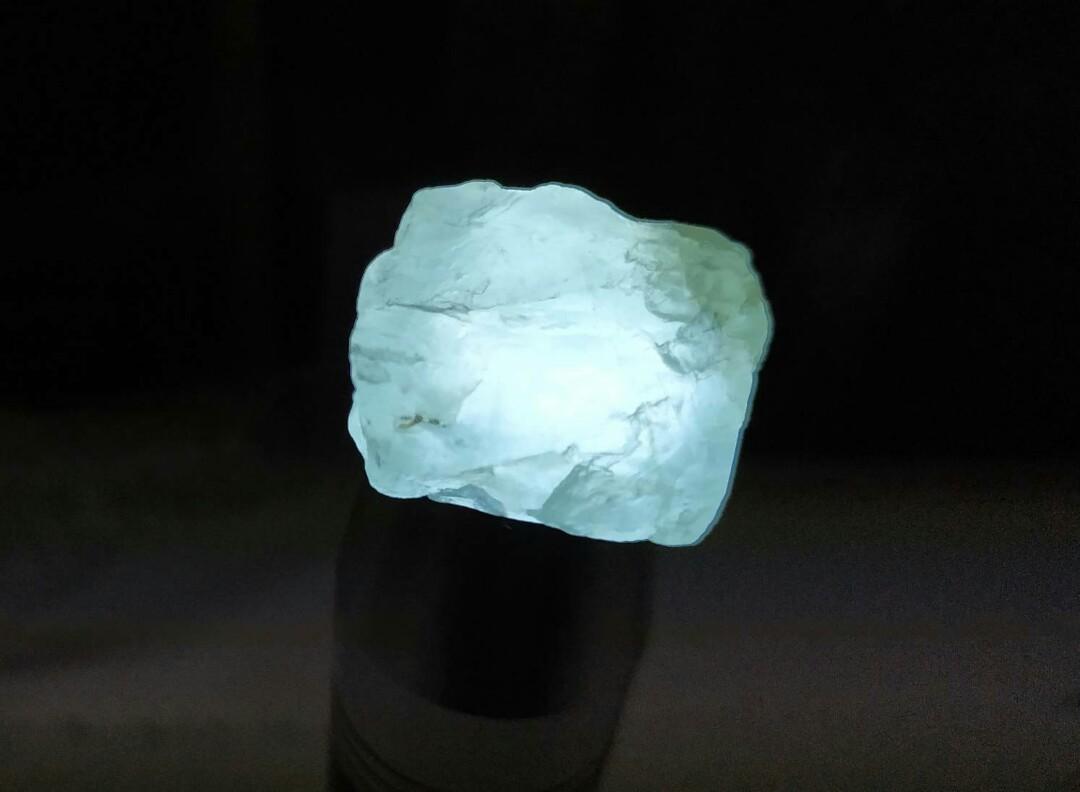 [水晶奇石] 海藍寶 原石