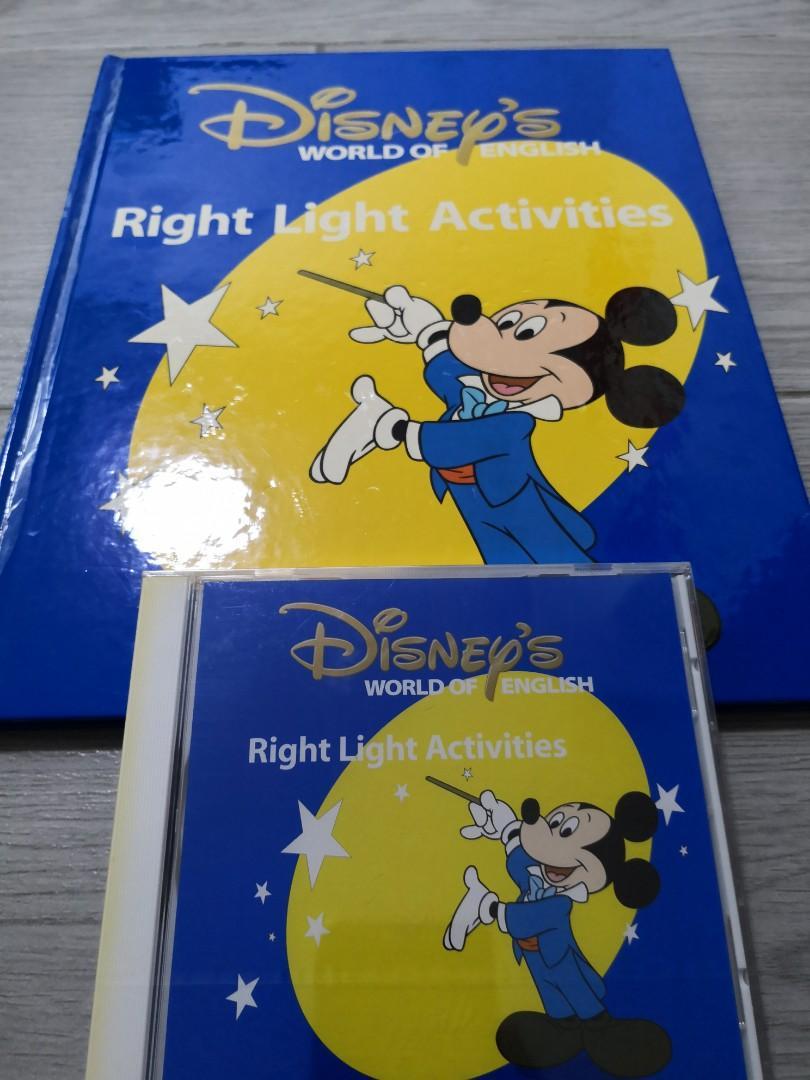 廸士尼美語世界 Disney's world of English