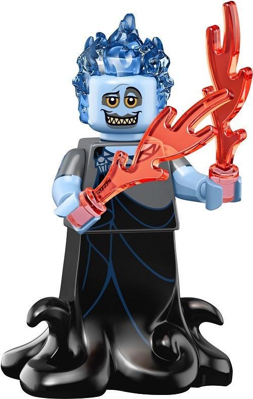 全新開袋確認 full set Lego 71024 lego Disney Series 2 迪士尼人仔 no.13 大力士 冥王 黑帝斯  , 有蛋紙 和 蛋袋 , 齊底板 配件。