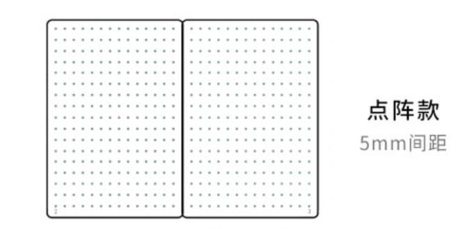 A5 Notebook (DOT/GRID)