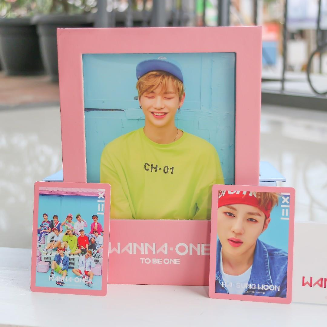 Album Wanna One - Pink Ver (Kang Daniel)