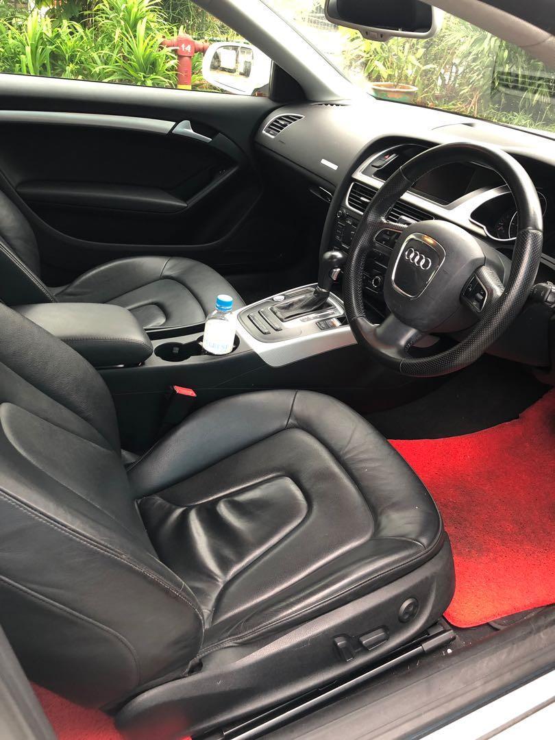 Audi A5 Coupe 2.0 TFSI quattro S tronic Auto