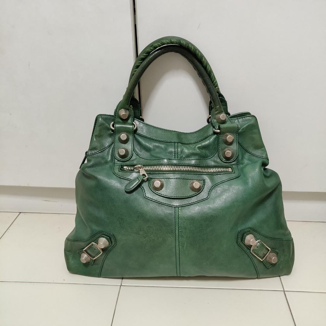 Authentic Balenciaga brief bag