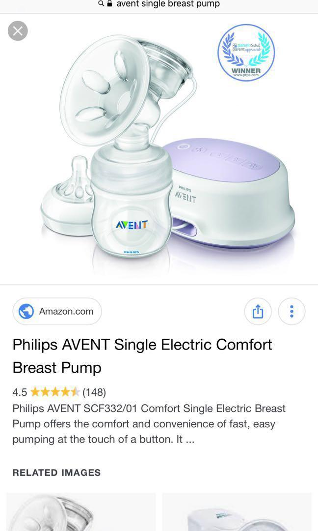 Avent Sterilizer, breastpump, warmer