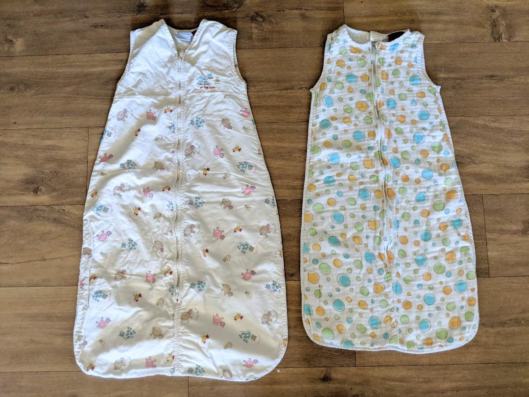 Baby Sleeping Bags GroBag The Dream Bag Bubba Blue 2.5 Tog 1.0 Tog 6-18 Months