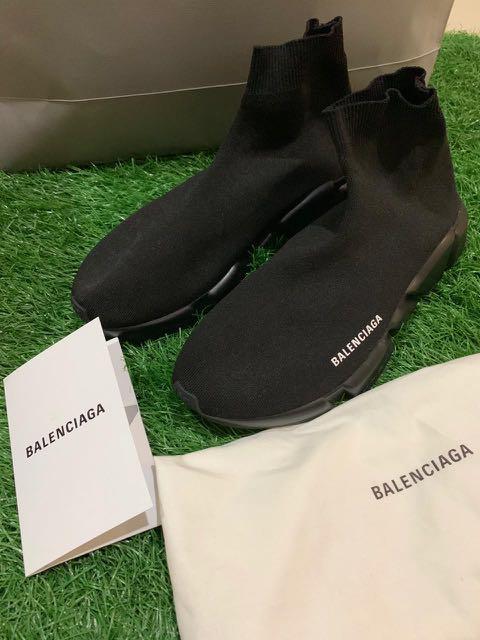 Balenciaga Speed Trainer Size 42 Bump