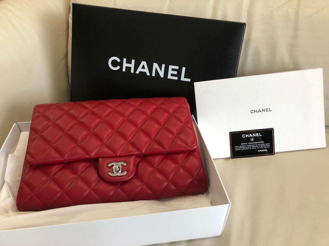 Beautiful Chanel clutch / sling