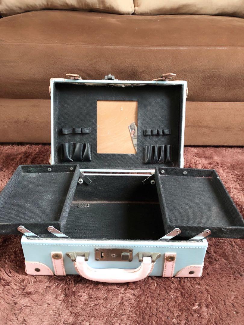 Beauty Case Makeup