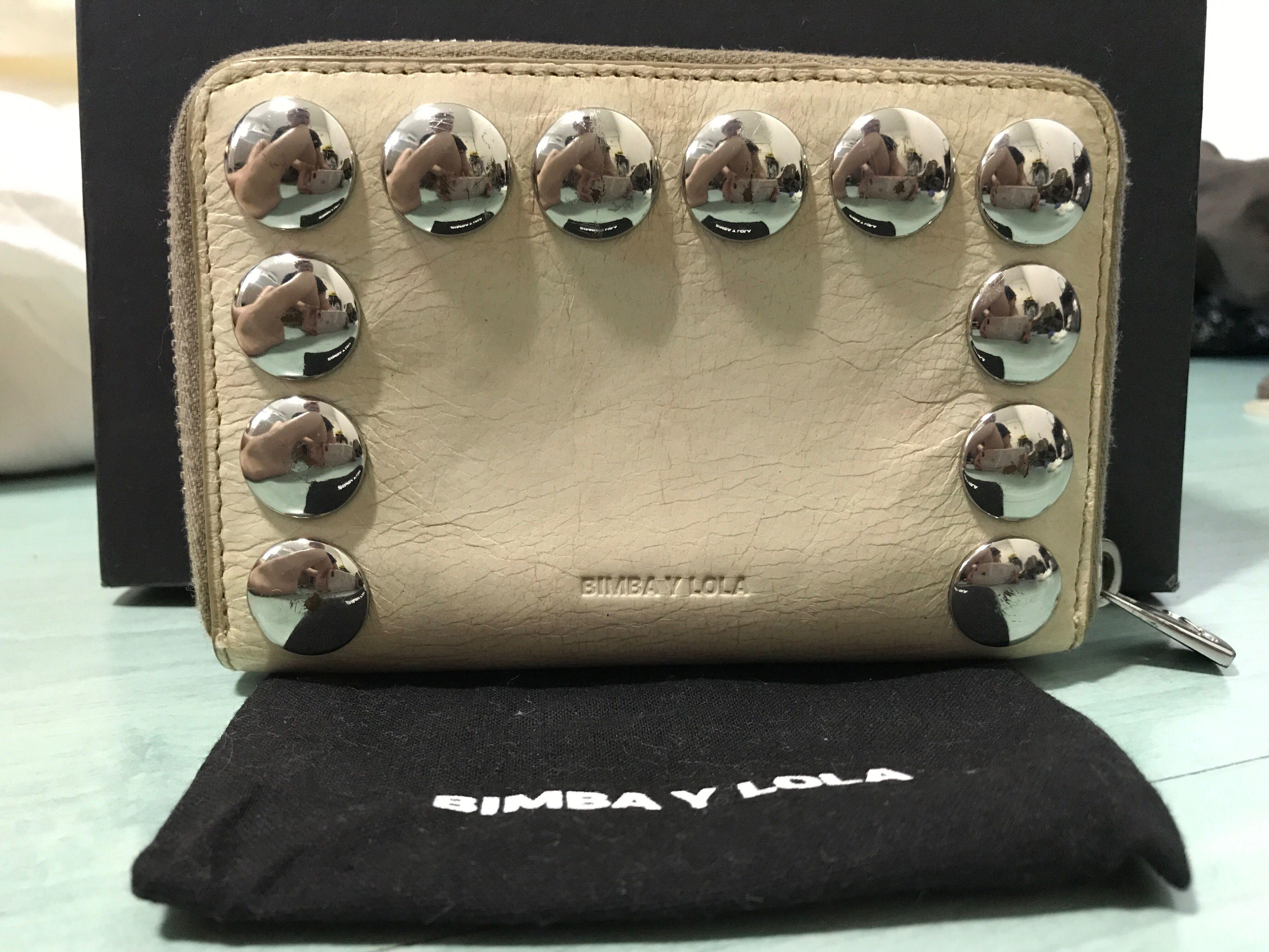 d382fa09ba7 Bimba Y Lola Wallet, Luxury, Bags & Wallets, Wallets on Carousell