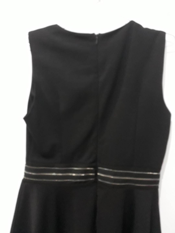 Black Dress mini dress hitam