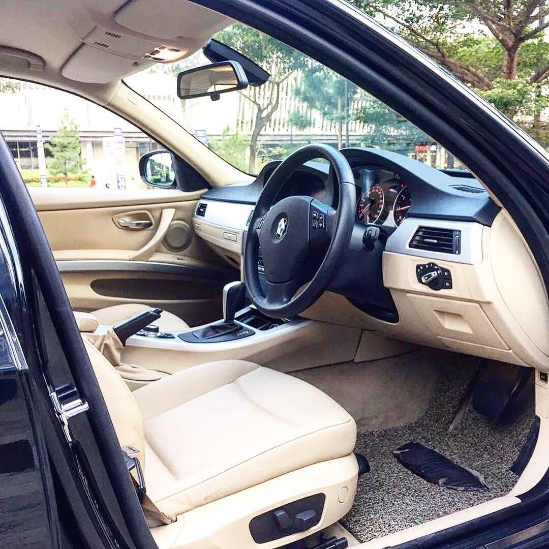 Bmw 320i executive 2009 E90