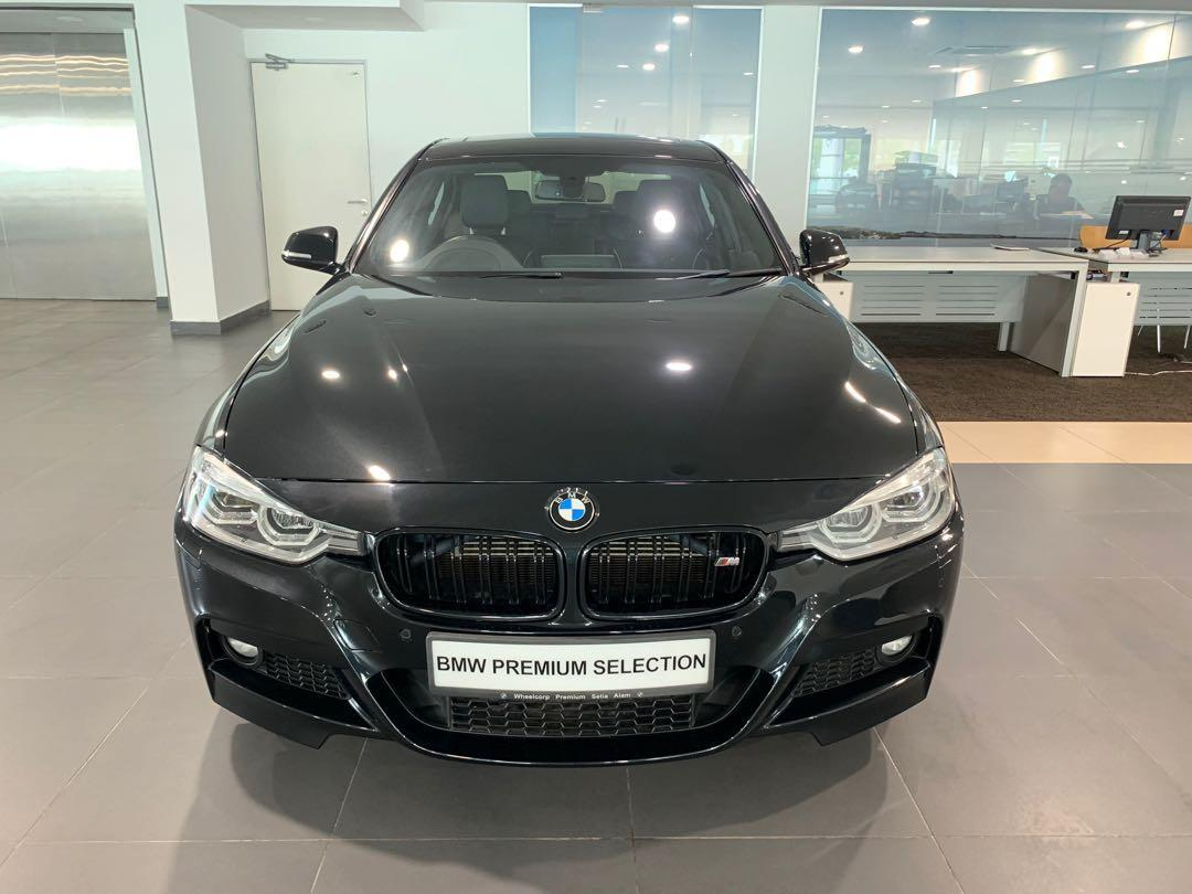 Bmw 330e Msport with Mperformance 2017 premium selection