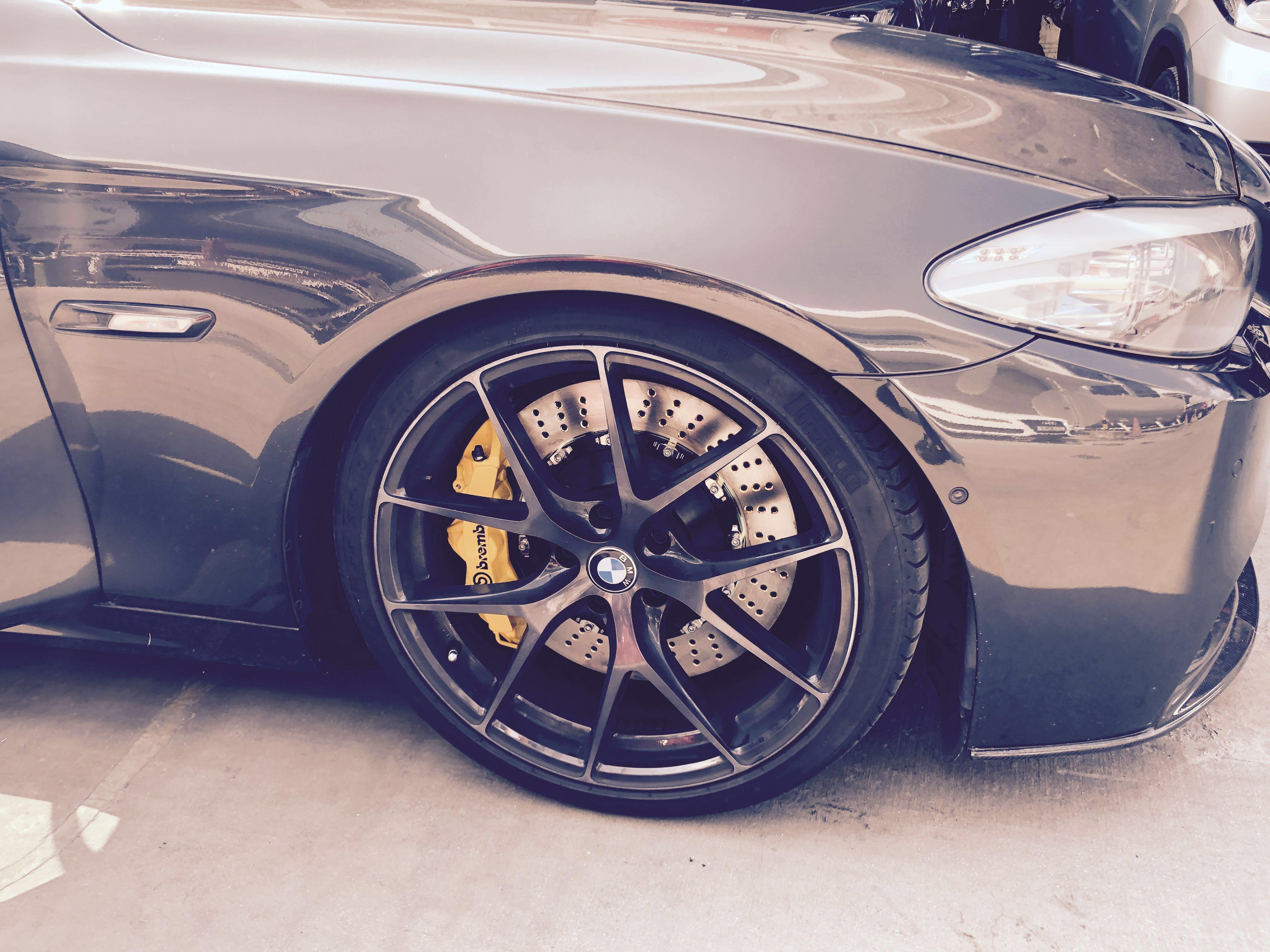 BMW 535 hybrid F10 for lease