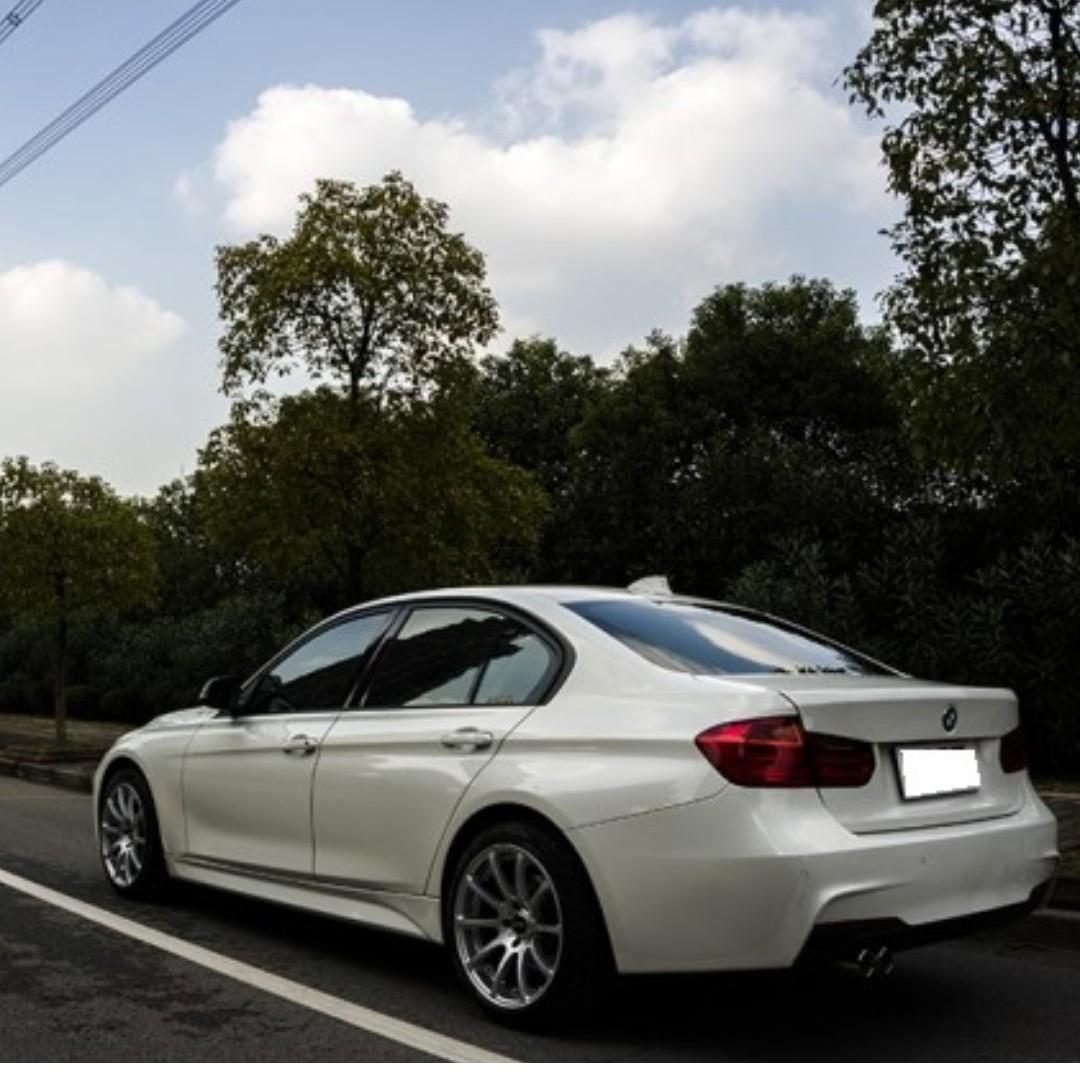 #BMW #F30 #320i