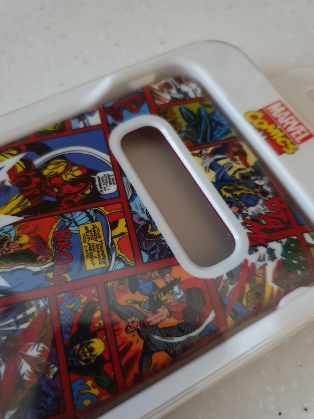 BN Samsung Marvel Smart Cover  (Galaxy S10+)