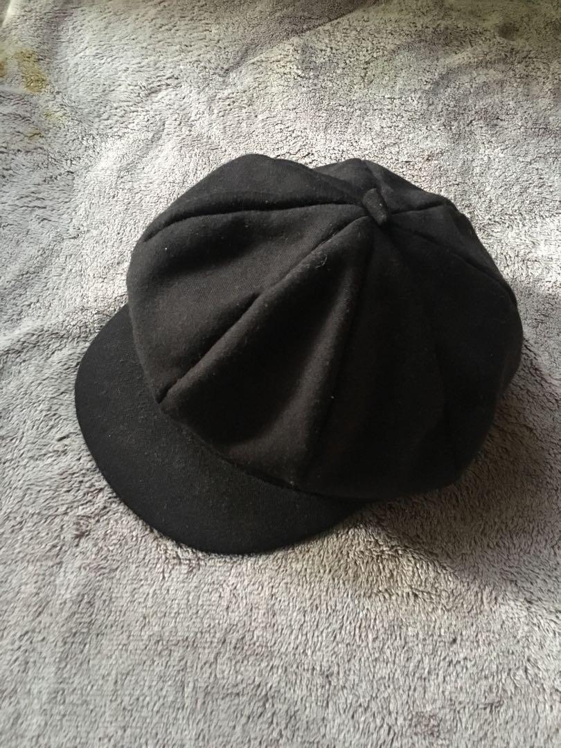 Boycap Black