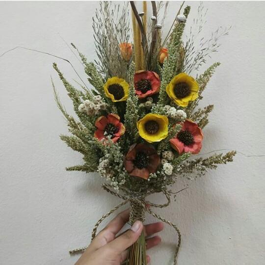 Bunga handmade