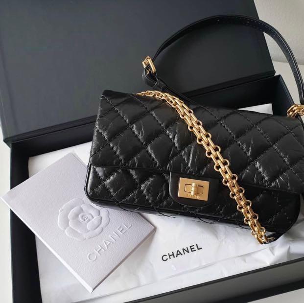 e0295c6322 Chanel 2.55 Waist Bag, Luxury, Bags & Wallets, Handbags on Carousell