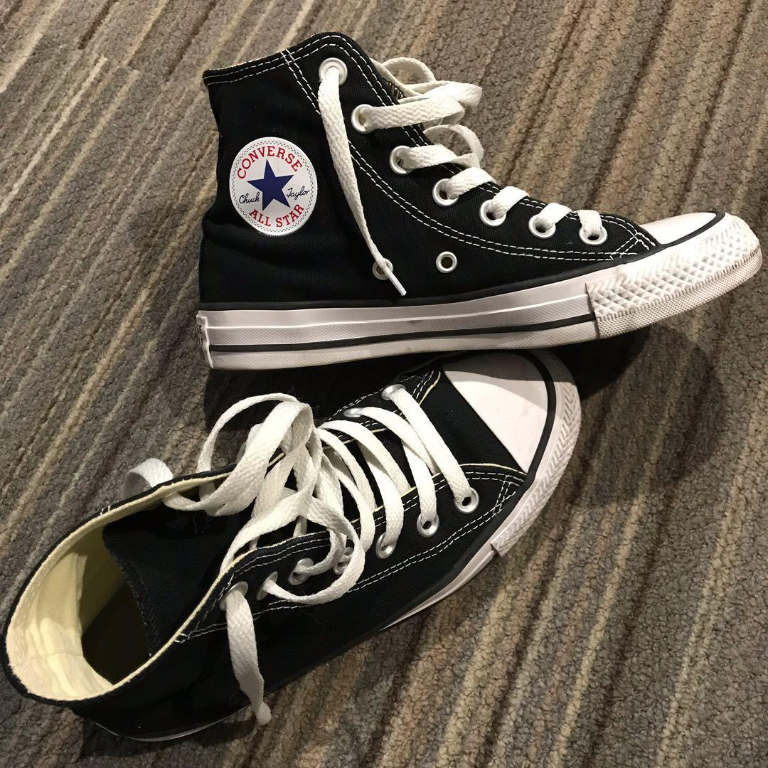 Converse Chuck Taylor All Star Classic High Top Black