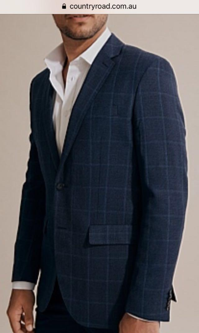 Country road slim fit blazer (L)